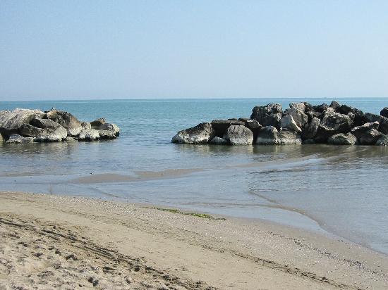 Misano Adriatico Italy  city photo : Misano Adriatico, Italy: spiaggia 2