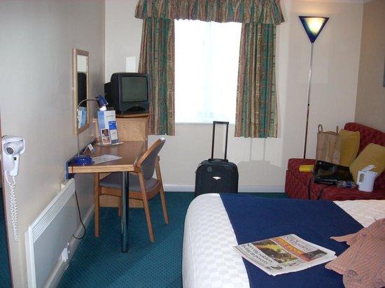 Premier Inn Braintree (A120) Hotel: Bedroom
