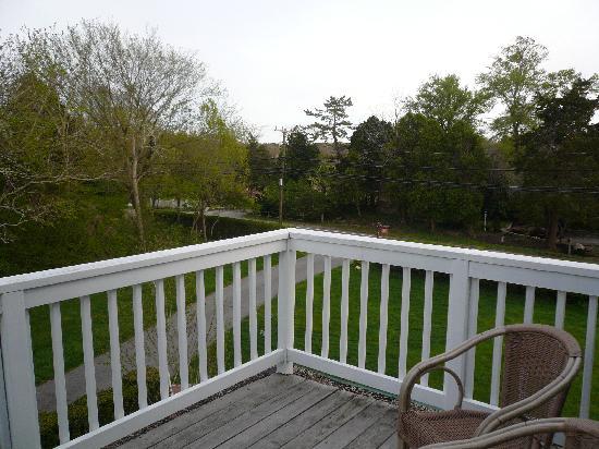 آشلي مانور: Terrace View