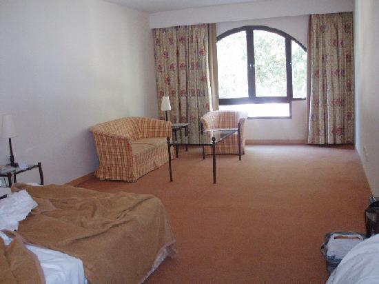 Hotel Termes de Montbrio - Resort Spa & Park : muy grande,pero muy frio