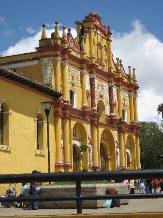 San Cristobal de las Casas, Mexico: cattedrale