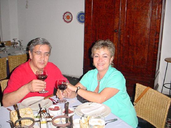 Restaurante Amelia : Una cena inolvidable
