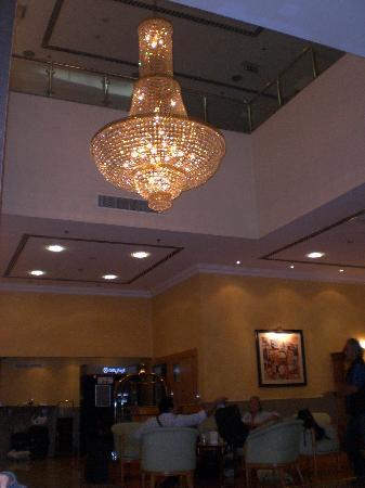 Merwebhotel Al Sadd Doha: recepcion