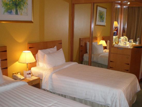 Merwebhotel Al Sadd Doha: habitacion