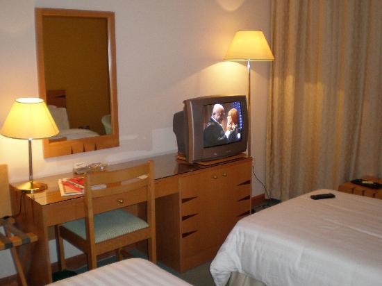 Merwebhotel Al Sadd Doha: habitacion 2