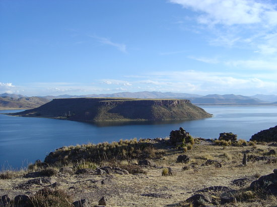 Puno, Pérou : The views