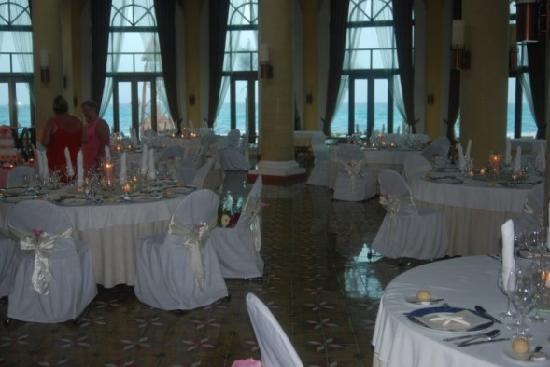 Iberostar Grand Paraiso Wedding Reception At La Brisa