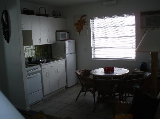 Best Florida Resort : Cuisine chambre #209