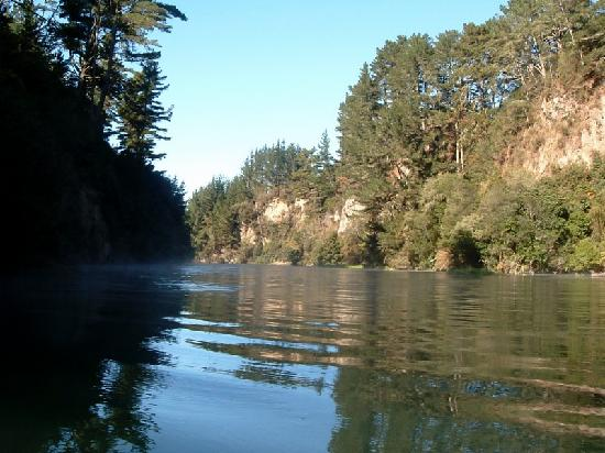 NZ Riverjet Thermal Safari照片