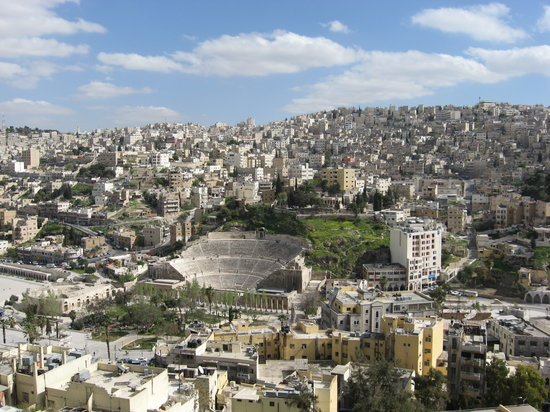 Amman is beautiful... you should go there.