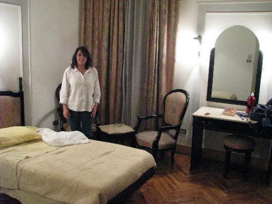 El cuarto - Bild von Victoria Hotel, Kairo - TripAdvisor