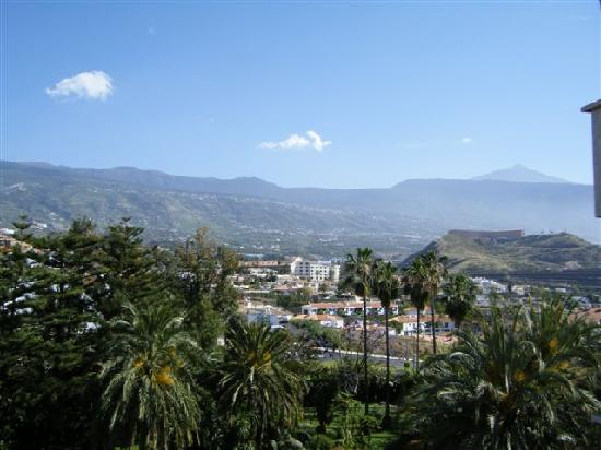 Hotel Botanico & The Oriental Spa Garden : Lovely views from balcony room