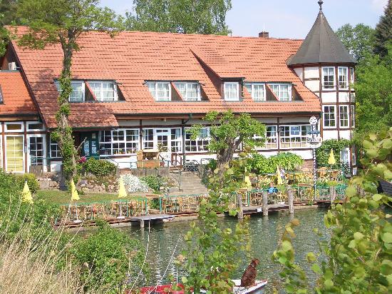 Romantischer Seegasthof & Hotel Altes Zollhaus: Das Alte Zollhaus