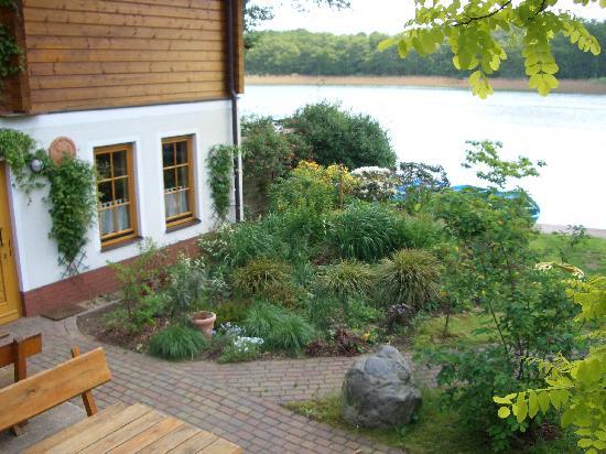 Romantischer Seegasthof & Hotel Altes Zollhaus: Saunahaus