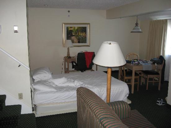 Residence Inn Boca Raton: murphy bed