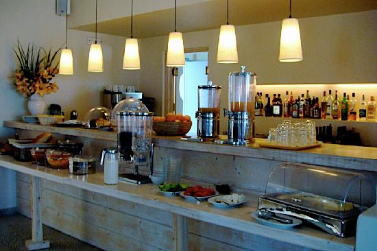 Vencia Hotel: Best Breakfast Spread in Greece