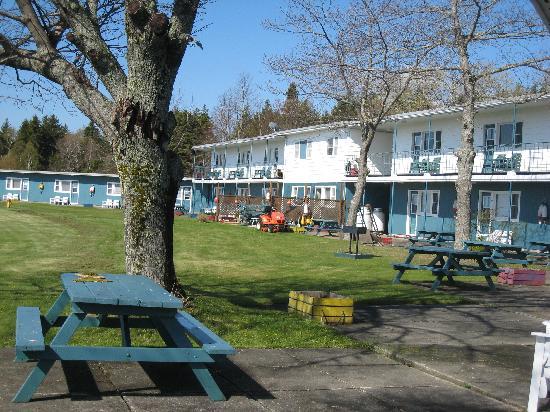 Fundy Highlands Motel & Chalets: Inn