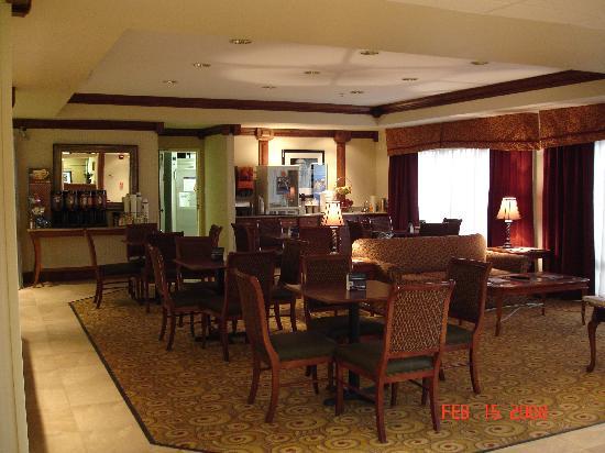 Hampton Inn Mattoon: Lobby