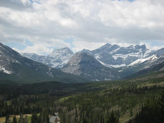 Delta Hotels by Marriott Kananaskis Lodge : The view from a trail