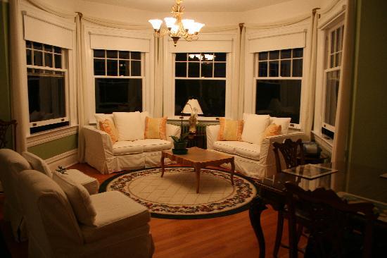 Pemberton Meadows : lounge