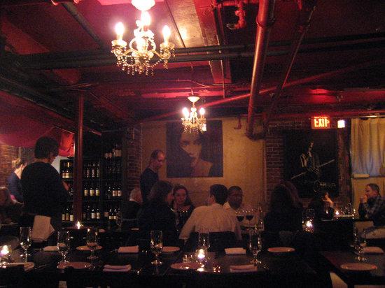 Grotto Boston Downtown Menu Prices Amp Restaurant
