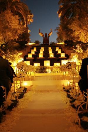 Four Seasons Hotel Las Vegas Wedding Ceremony