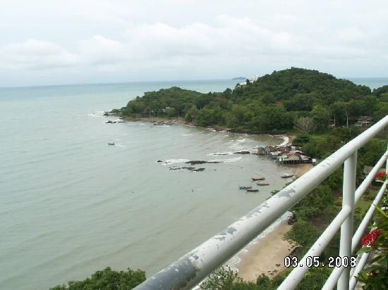 Hinsuay Namsai Resort Hotel: View from balcony - Hinsuay Namsai Resort, Rayong