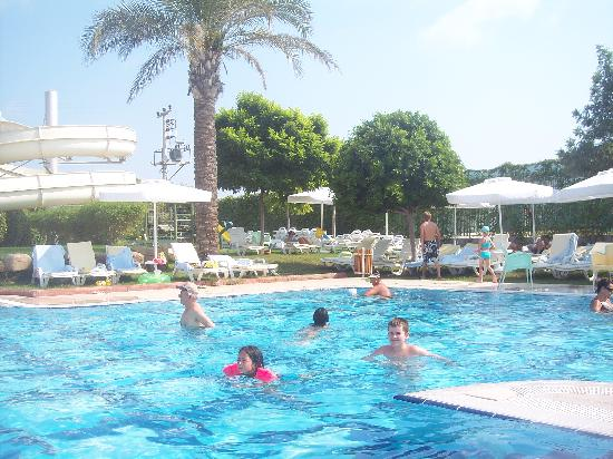 Silence Beach Resort: kids pool