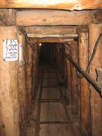 サラエボ ウォー トンネル