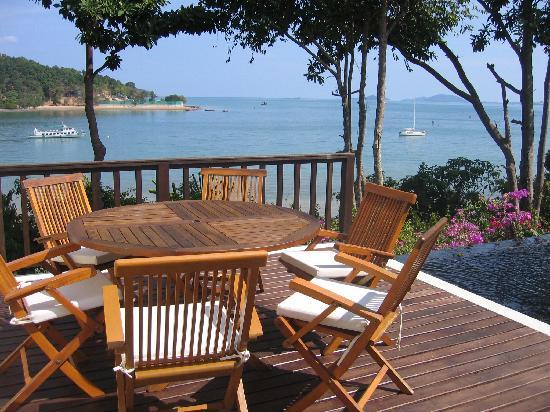 Chandara Resort & Spa: 2 brm villa - ocean views