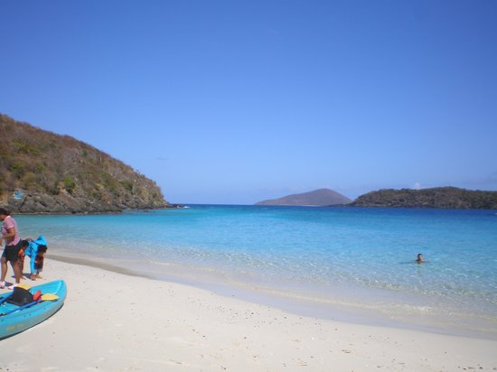 Smith Bay, St. Thomas: Beautiful Coki