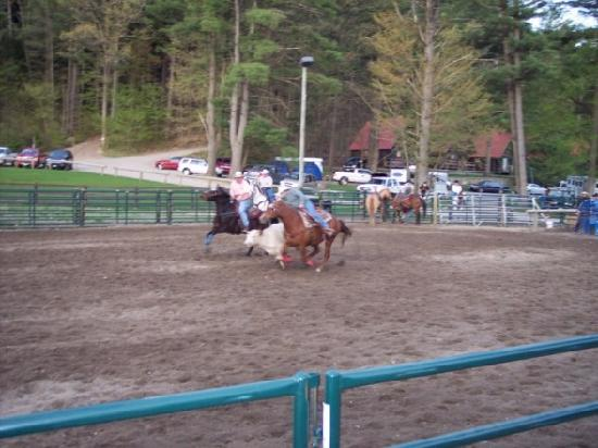 Ridin-Hy Ranch Resort: The Rodeo!!