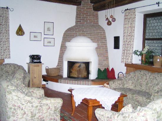 Hotel Uhrerhof-Deur : Lounge, Uhrerhof-Deur, Ortisei