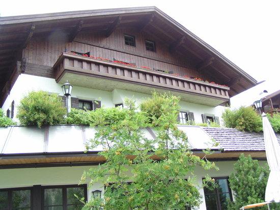 Hotel Uhrerhof-Deur : Back, Uhrerhof-Deur, Ortisei