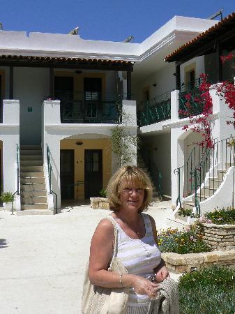 Torba, Turquía: Hotel Reception