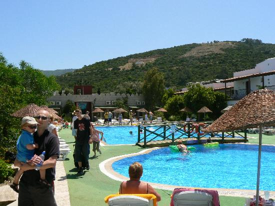 Torba, Turkey: Children's Pool