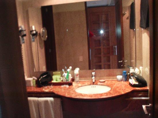 Sofitel Legend Santa Clara: salle de bain