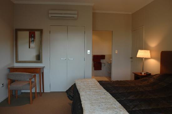 Decks of Paihia Luxury Bed and Breakfast : Guestrooms