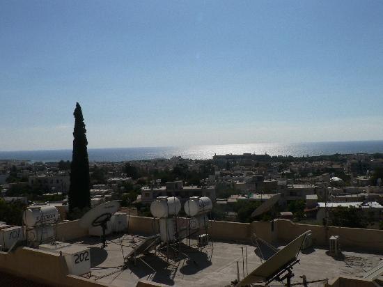 Dionysos Central Hotel : View from old Paphos