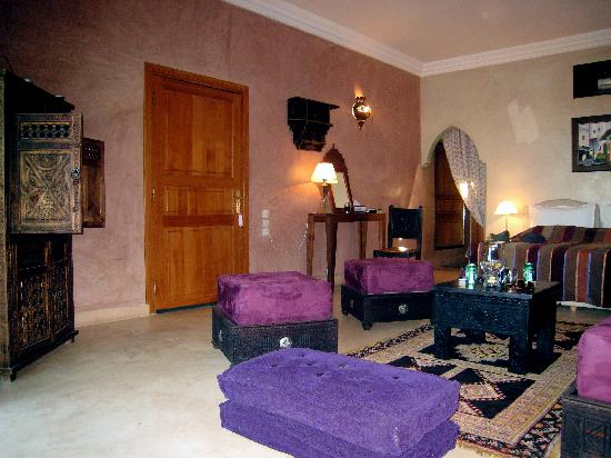 La Villa des Golfs: our room