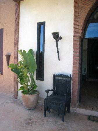 La Villa des Golfs: entrance