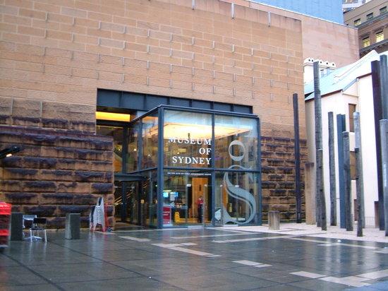 悉尼博物馆