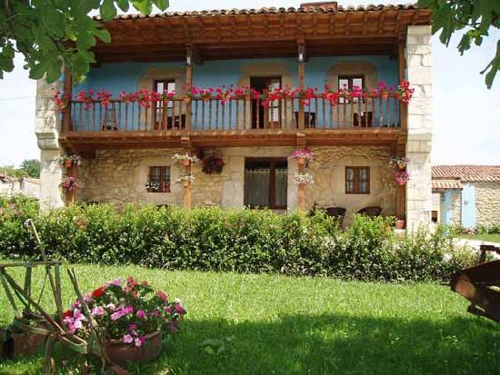 ideal fa¼r eine romantische reise casa de aldea las helgueras