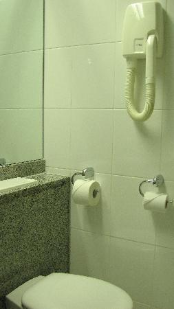 ลีโอนาร์โด โฮเต็ล ไฮเดลเบิร์ก: Another photo of the bathroom