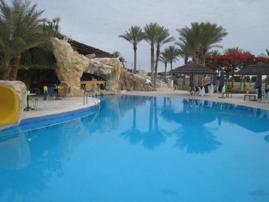 Oasis Hotel Jericho: Great Pool