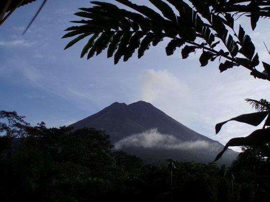 Golfo de Papagayo, Costa Rica: Arenal Volcano