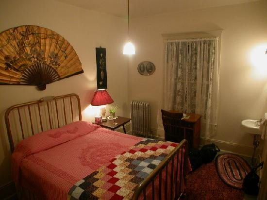 Waterville Historic Hotel : Room 2