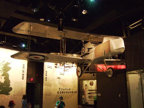 National World War I Museum and Memorial : Airplane