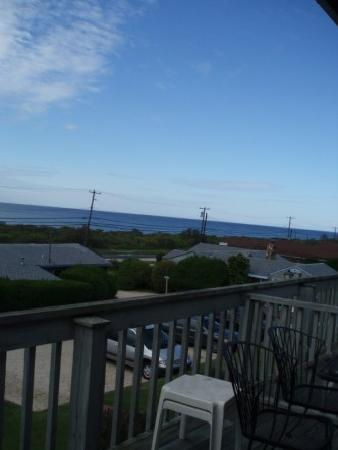 Beach Plum Resort: View from our balcony