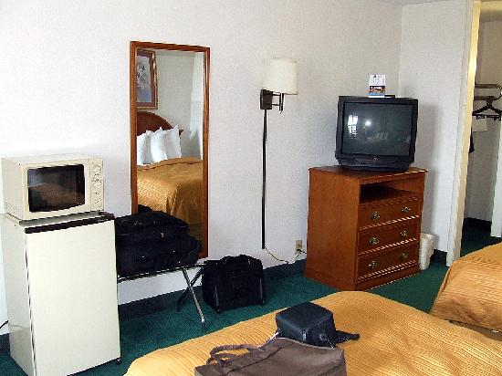 Motel 6 Staunton: Bedroom View 2